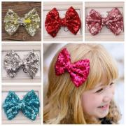 girl hairpins hair bow barrettes