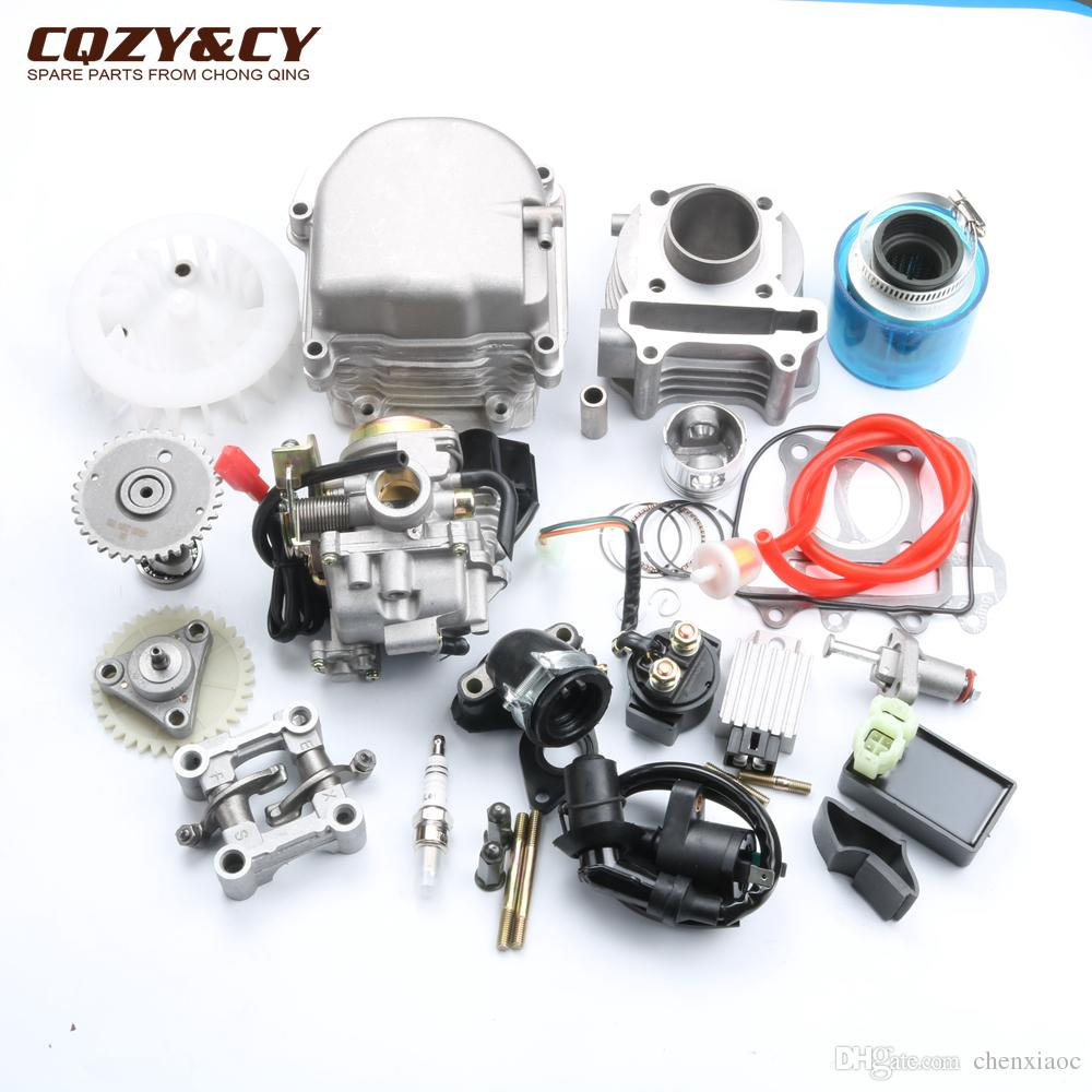 hight resolution of 39mm 50cc gy6 scooter engine rebuild kit cylinder kit engine head gy6 50cc wiring schematic 50cc