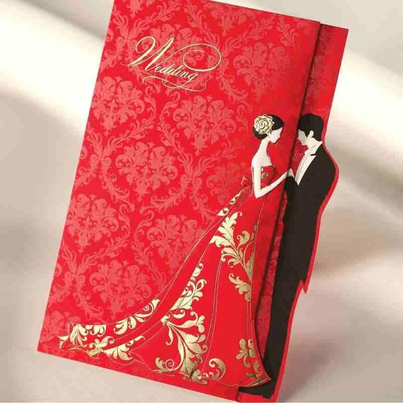 hindu wedding invites