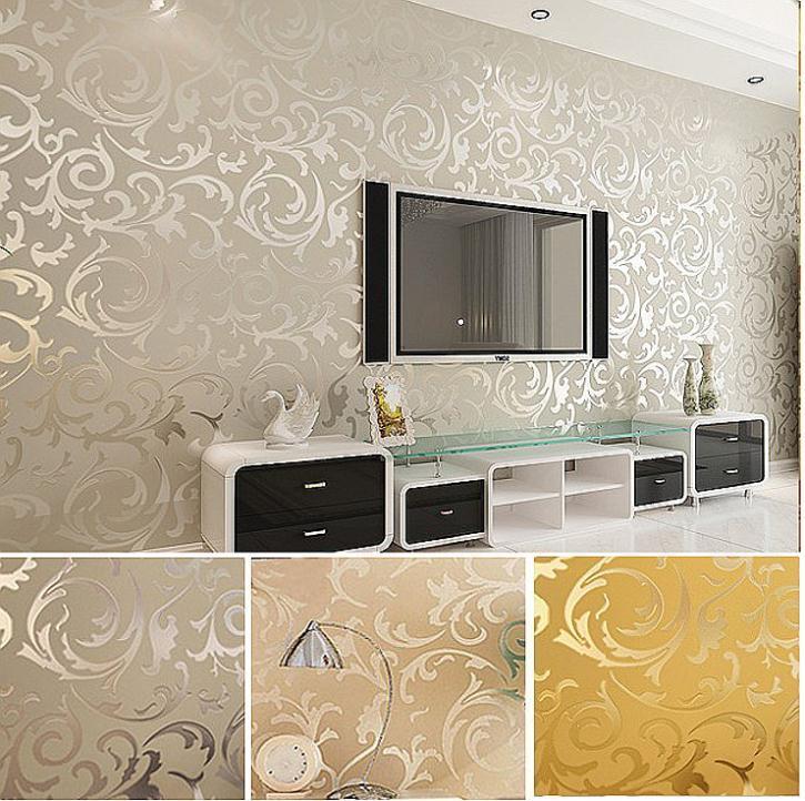 HighEnd 10M Popular Wallpaper Victorian Design Luxury