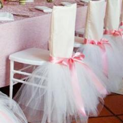 Chair Covers For Weddings Foldable Adirondack 2019 2015 Toto Wedding Supplies Hand Made Cheap Modest Sexy Bow Hot Sale Fashion Tulle Colorful Luxury From