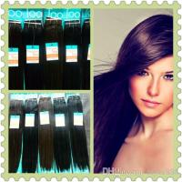 1618 1# Premium Hair Blended Hair Weave Machine Weft ...