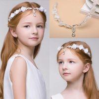 Newest Junior Bridesmaid Bride Accessories Headband ...