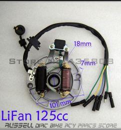 2017 lifan 125cc magneto stator for most of 125cc kick zongshen 125cc engine wiring diagram lifan [ 1000 x 1000 Pixel ]