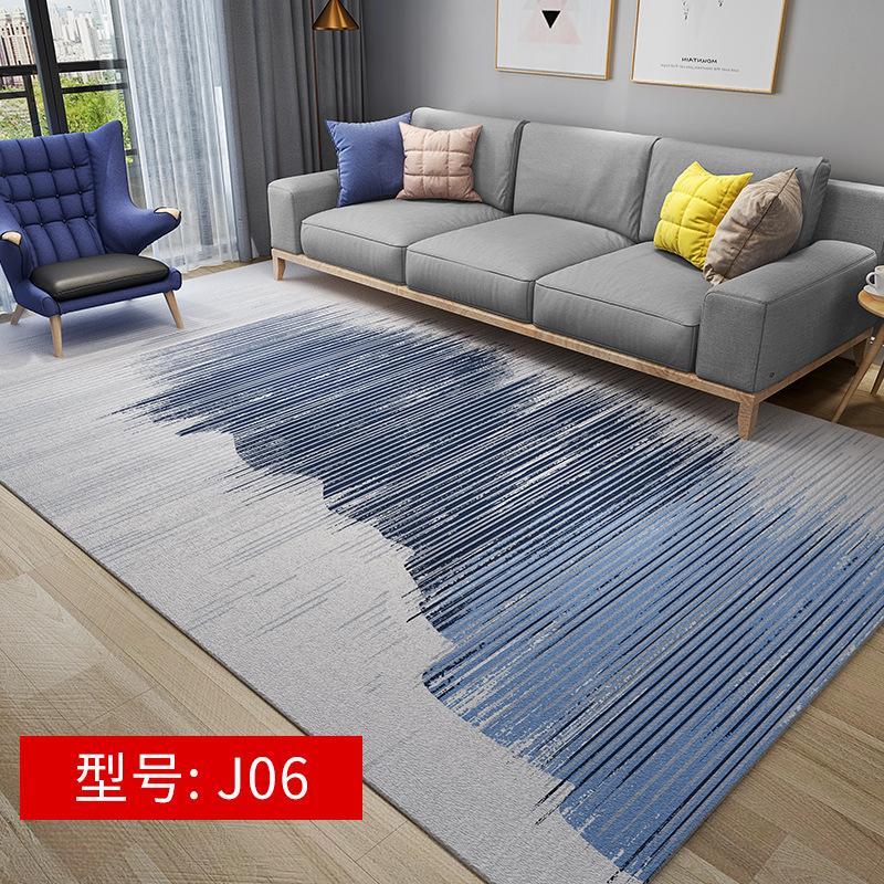 tapis moderne salon enredada