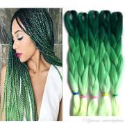 marley braid hair kanekalon three