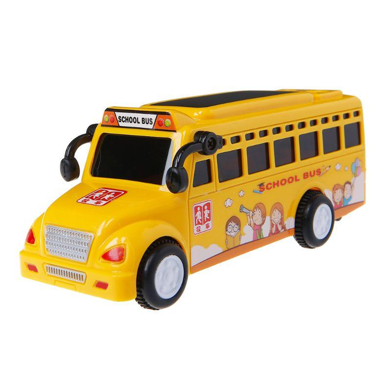 inertial led school bus