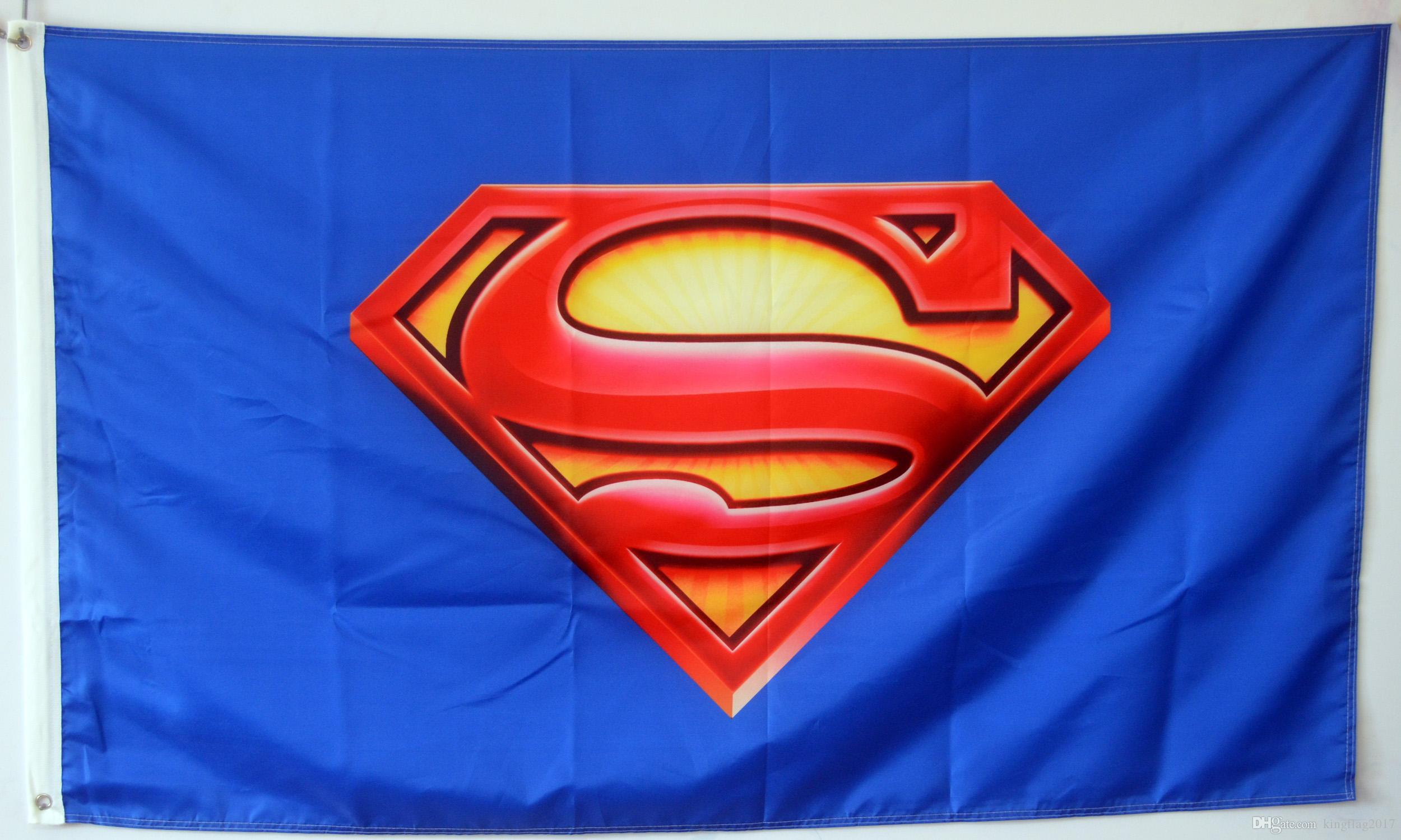 superman flag marvel banner