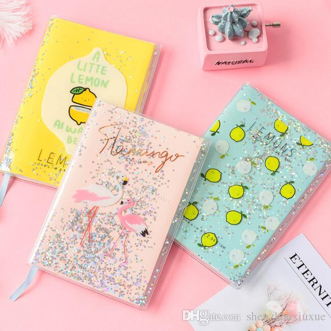 cute pvc cover planner