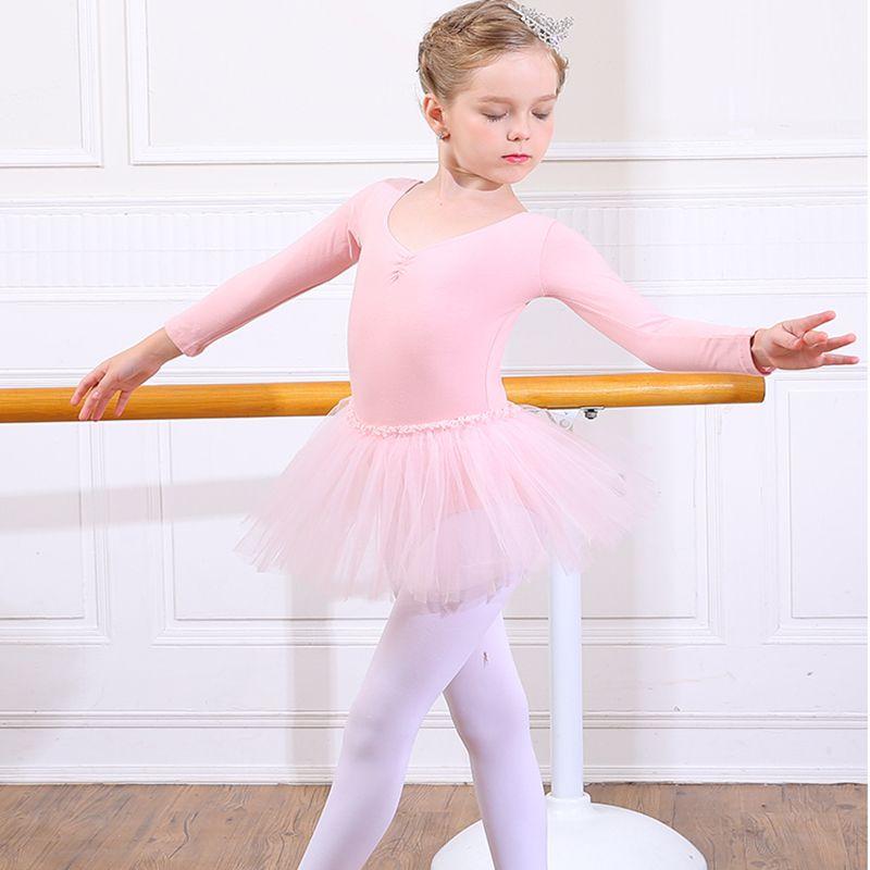 girls ballet dress long
