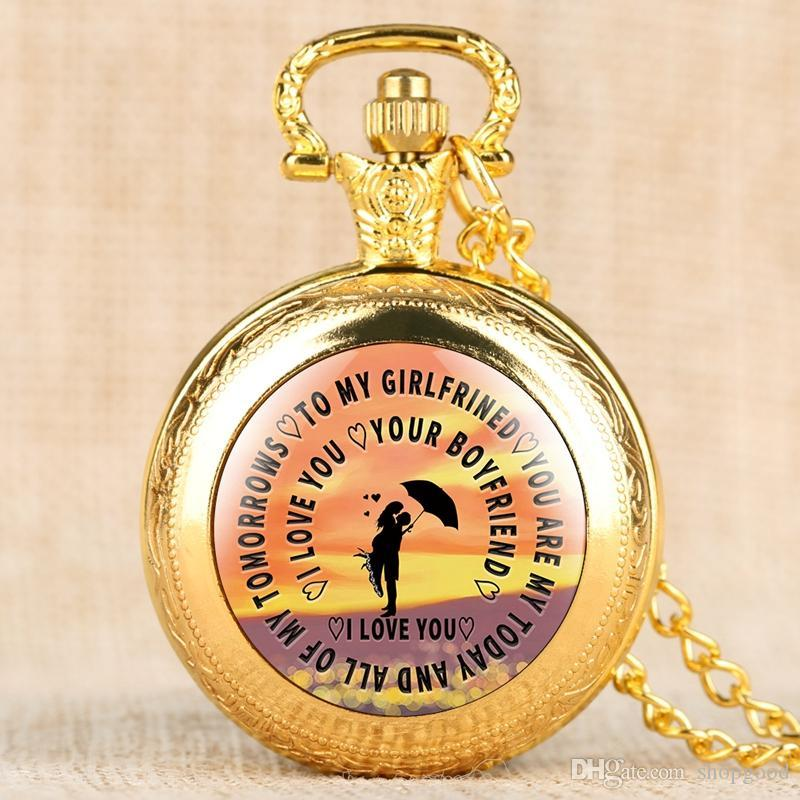 personalized gifts pocket watch