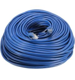 50m cat5 cat5e rj45 ethernet lan network cable line 10mbps 100mbps 1000mbps computer cable blue networking wire xxt01 computer connectors and cables cables  [ 1080 x 1080 Pixel ]