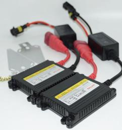 wiring diagram bulb car hid replacement ballast 35w 12v dc slim digital xenon hid  [ 1100 x 1100 Pixel ]