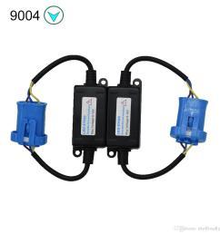 2019 ecahayaku h3 9005 9006 h1 h11 h4 h7 led canbus car headlight decoder wiring adapter drl led lamp error canceler fog light canbus from ekoffroadlight  [ 1200 x 1200 Pixel ]