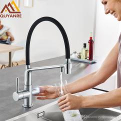 Kitchen Faucet Filter Rug Ideas 2019 Purifier Water Tap Pull Out 2 Way Sprayer Dual Levers Filtered Sink From Rozinsanitary1