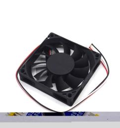 2019 cooling fan orginal ds07015r12m 3 wires temperature control cpu cooling fan dc 12v 0 4a 7015 70 70 15mm 7cm from battery 888 18 65 dhgate com [ 960 x 960 Pixel ]