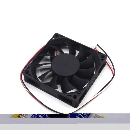 small resolution of 2019 cooling fan orginal ds07015r12m 3 wires temperature control cpu cooling fan dc 12v 0 4a 7015 70 70 15mm 7cm from battery 888 18 65 dhgate com