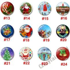 Kitchen Magnets Make A Island New Christmas Fridge Snowman Tree Santa Claus Decor Souvenir Small Magnetic Sticker Magnet Notes Message Tools