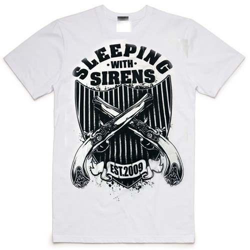 sleeping with sirens guns