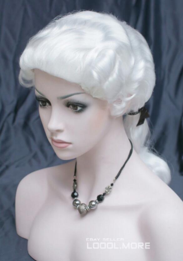 wig ll 003020 silver