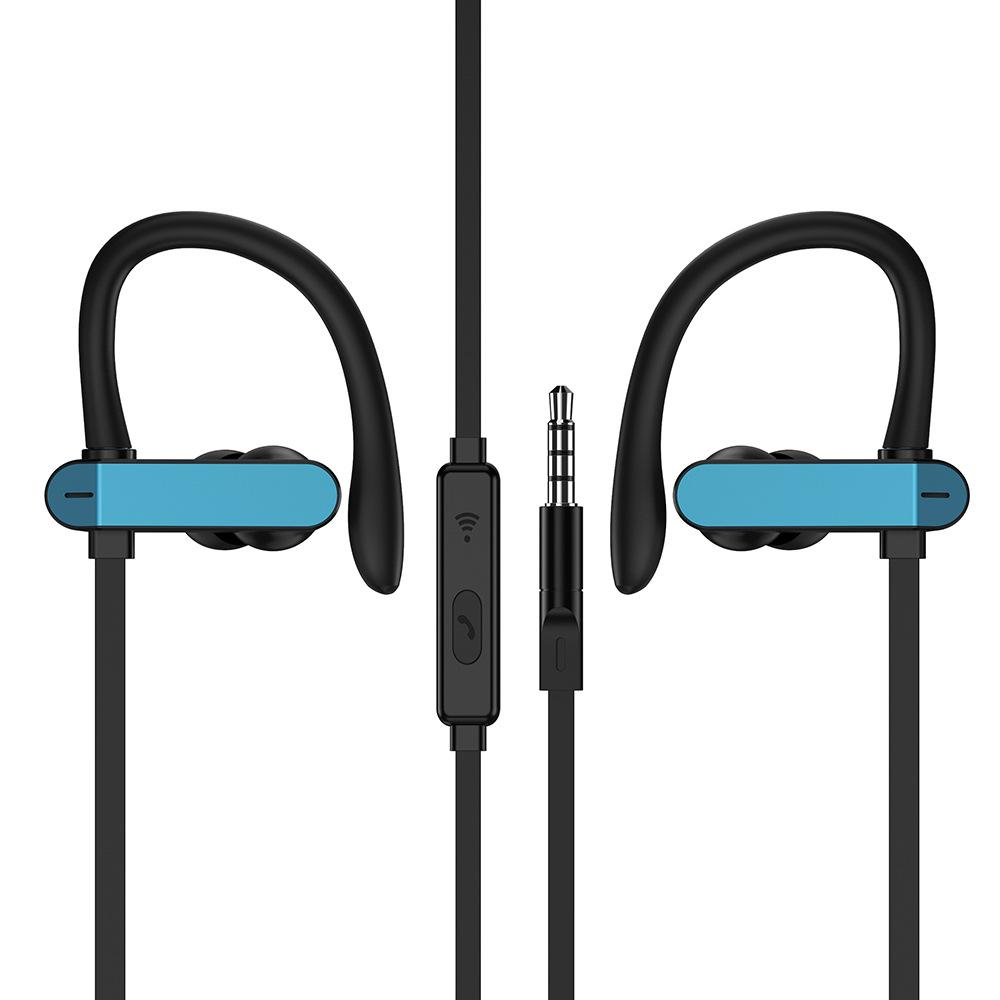 medium resolution of gotacc pro 3 5 mm aux jack wired earphone stereo music earphone with mic for iphone for audio devices sport headset over ear headphones running headphones
