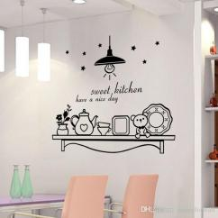 Kitchen Wall Art Designs With Island Sweet Have A Nice Day Sticker Decoration Murals Decor For Walls From Magicforwall 1 76 Dhgate Com