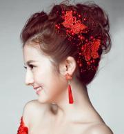bride headdress korean jewelry