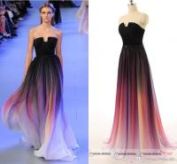 Elie Saab 2016 Prom Dresses Evening Gowns Real Pictures A ...