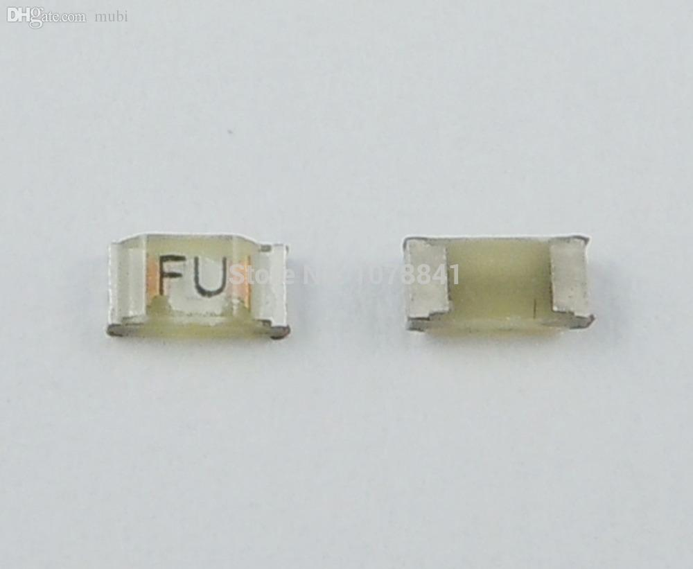 hight resolution of wholesale 10 pcs per lot littelfuse smd smt 1206 fast acting fuse 7a 24v 0429007