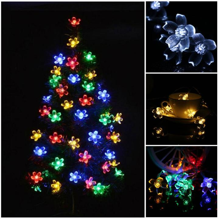 how to hang fairy lights on christmas tree. Black Bedroom Furniture Sets. Home Design Ideas