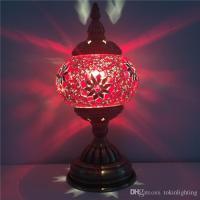 Best Flower Table Lamps 90 240v Voltage Warm White Desk ...
