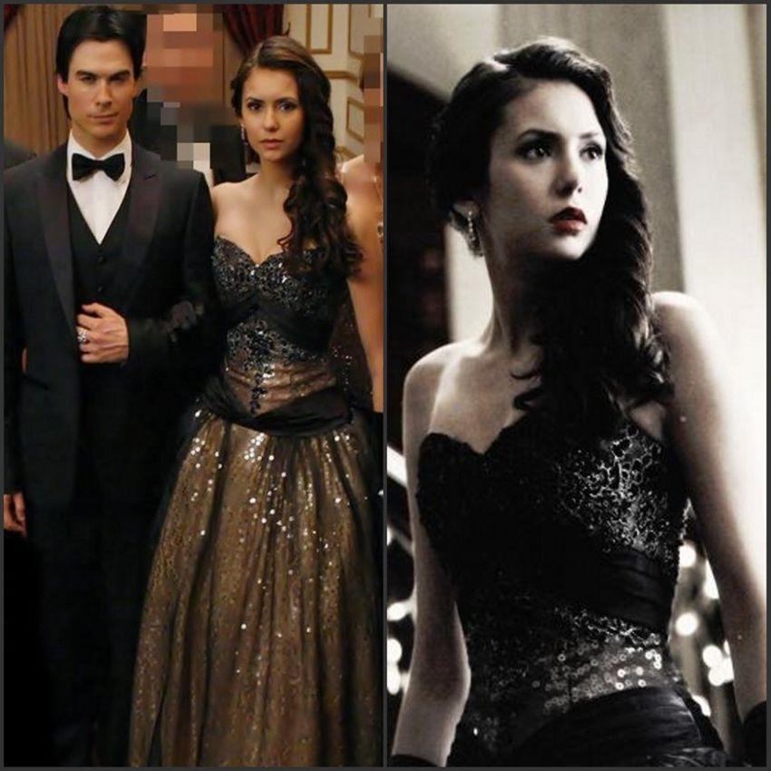 Vampire Diaries Masquerade Ball Dresses