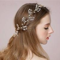 Cheap Wedding Hair Vines For Brides Tiaras Bridal ...