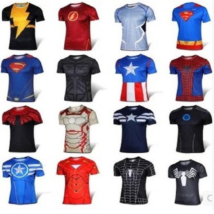 10 Kinds Avengers Batman Spiderman Ironman Superman ...