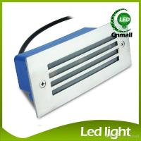LED Recessed Wall Lights Led Stair Light 3W Led Wall Lamp ...