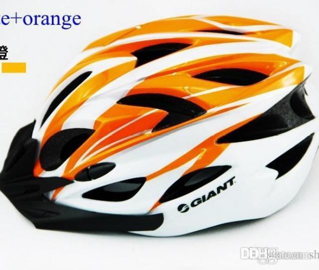 New Giant Bike Bicycle Cycling Helmet Nice Colour Mtb Road Bike Cycling Hat Saft Helmets Cycling Wear Bike Helmet G Size  Cm From Allsport