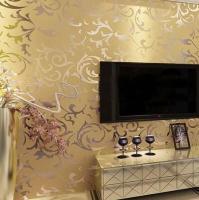 Luxury Velvet Victorian Wallpaper Background Wall ...