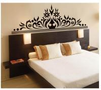 Bedroom Wall Art Decal Sticker Headboard Wall Decoration