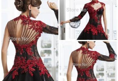 Gothic Wedding Dresses Dhgate