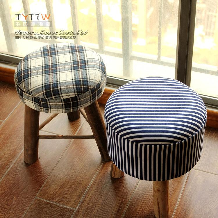 chair stool small hunting tree stand simple wood ottoman fabric dressing makeup soft stylish simplicity online with 113 62 piece on zhoudan5245 s