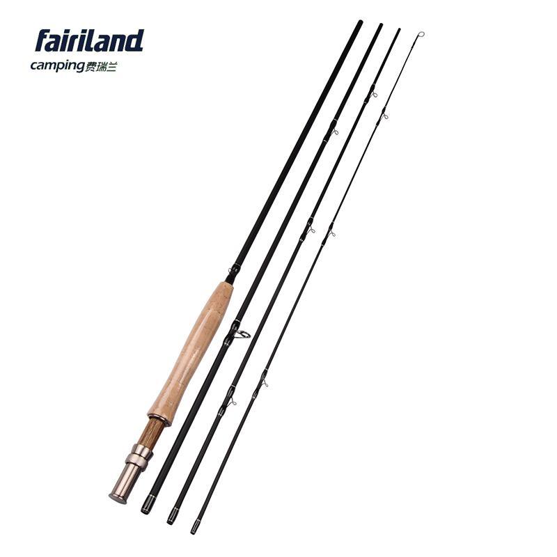 Fairiland 4sec 9ft/2.7M 5/6# Fly Fishing Rod 115g/4oz