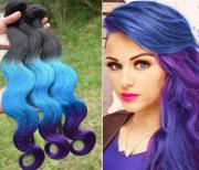 ombre brazilian hair weaves extensions