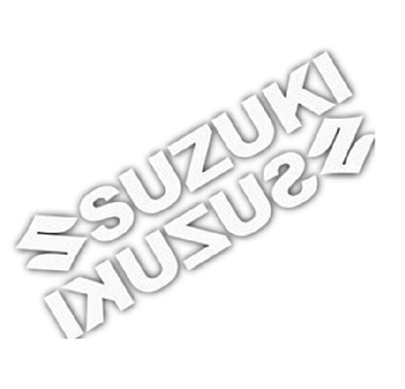 2017 For Suzuki Motorcycle Accessories Modified Decals