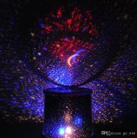 2018 Amazing Galaxy Sky Star Master Night Light Cosmos Led