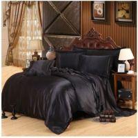 Silk Satin Bedding Set California King Size Queen Full ...
