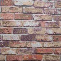 Chinese Retro 3d Wallpaper Vintage Natural Brick Wall ...