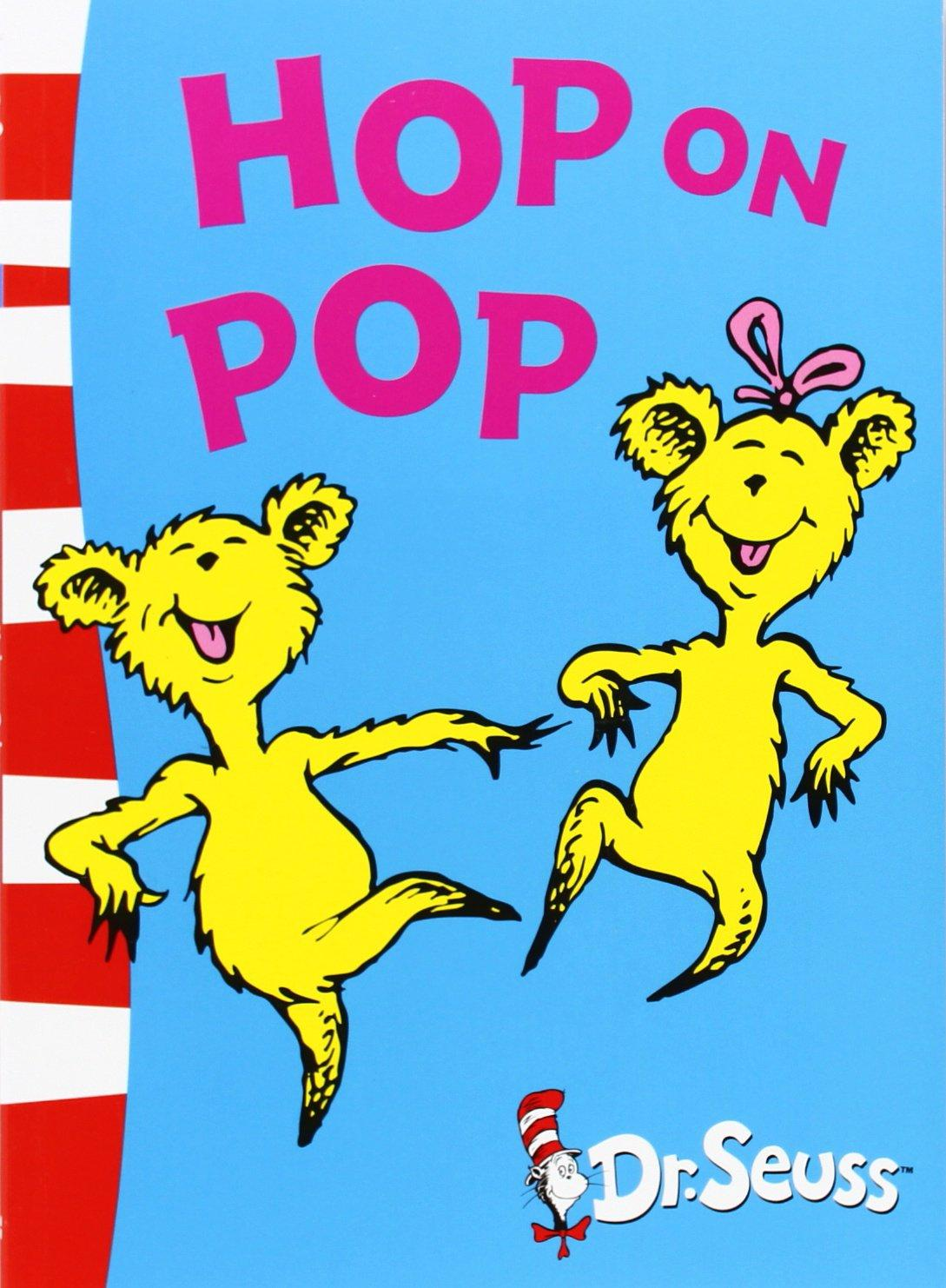 English Original Hop On Pop Pop Dr Seuss English