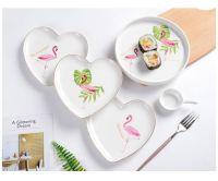 Ceramic Plate In Oven & White Home Rectangular Baking ...