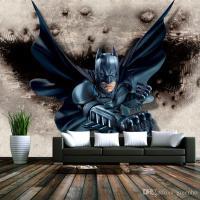 3d Batman Wallpaper Custom Photo Wallpaper Super Hero Wall ...