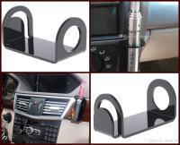 Acrylic E Cig Display Standing Box Shelf Black White Color ...